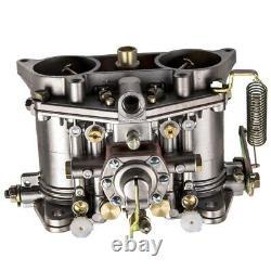 1 Paire Lh & Rh Carburetor Assembly Pour Porsche 356 912 40 Pii-4