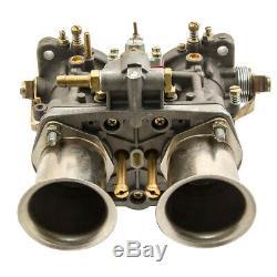 1x Nouveau Carburateur 44idf Pour Vw Fiat Porsche Bug Beetle Withair Horn 44 Idf