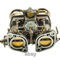 1x Weber 40 Fdi Carb Carburetor Carburetor Pour Volkswagen Vw Beetle Porsche 356 912