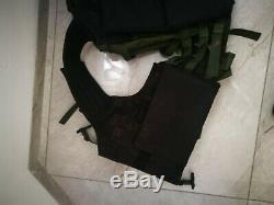 2012 Éphod Tsahal L'armée Israélienne Combat Tactique Assault Vest Dernier Modèle + Insignia