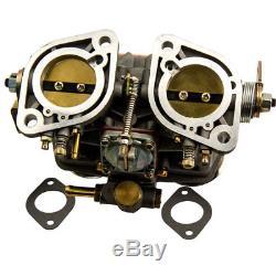 2 Carburateur Carb Carburateur 40idf Fit Pour Bug Volkswagen Beetle Vw Fiat Porsche Nouveau