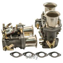 2 Pièces 44idf Carb Carburateurs Idf 44 Withgasket À Vendre Vw Fiat Porsche Hot