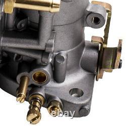 2 Vergaser Carburetor Für Vw Beetle Bug Käfer, Bus Fiat V6 V8 44 Idf Weber Top