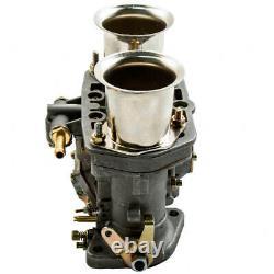 2x 2 Barrel 40idf Carb Carburettor Fit For Vw Fiat Bug Volkswagen Beetle Porsche