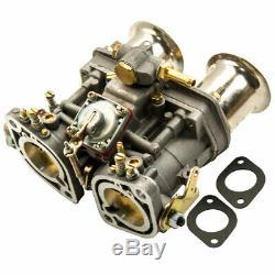 2x Carburateur Pour Volkswagen Vw Beetle Fiat 40idf 40 Idf Carb Avec Des Joints