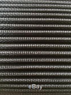 2x Sportluftfilter / Luftfilter Pour Weber Vergaser Idf 36, 40, 44, 48 Heures 85mm