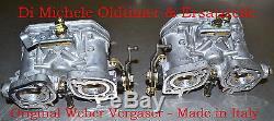 36 Idf 44/45 Weber Vergaser, Fabriqué En Italie, New Old Stock (nos)
