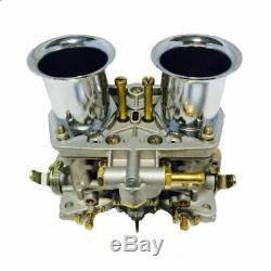 3x Carb Carburateur 2 Baril Pour Weber 40 Idf Bug Volkswagen Beetle Fiat
