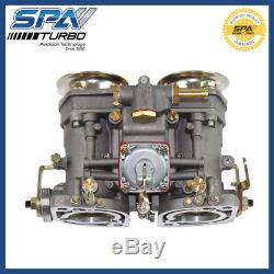 40 Carburateur De Carburateur Downdraft D'idf Avec Le Long De Bol De Carburant Weber Décennie Empi Style