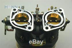 40 Idf 40 Carburateur 40idf Avec Air Horn Pour Weber Vw Bug Beetle Fiat Porsche