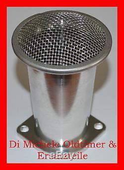 40 Idf Weber Vergaser 2x Ansaugtrichter Länge 117mm
