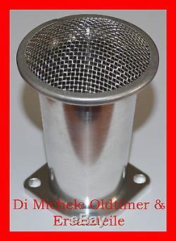 40 Idf Weber Vergaser 4x Ansaugtrichter Länge 117mm