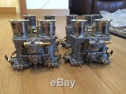 40 MM Idf Vers Le Bas De La Carburation Projet Rover V8 Beatle Tvr Kitcar Locost Wesfield