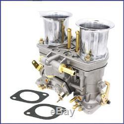 40idf Carburateur Air Horn Pour Bug / Beetle / Vwithfiat / Représentant Porsche. Weber Fajs Teneur En Glucides