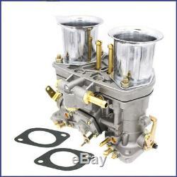 40idf Carburateur Avec Air Horn Pour Bug / Beetle / Vwithfiat / Porsche Replece Teneur En Glucides Weber