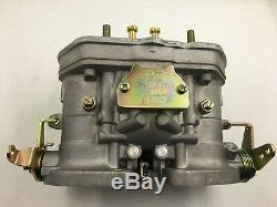 40idf Dual Port Unique De 40mm Carburateur Kit Idf Weber Pour Vw Type 1 Bug / Ghia