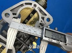 40idf Oem Carburateur + Cornes D'air De Remplacement Pour Solex Dellorto Weber Empi 40mm