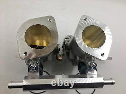 40mm Idf Throttle Bodies Remplacer 40 MM Weber Dellorto Carb W 1600cc Injecteurs