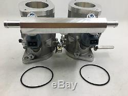 42mm Idf Organes D'étranglement Remplacer Carb 42mm Weber Dellorto W 1600cc Injecteurs