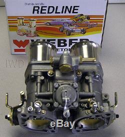 44 Carburateur Ider Weber Véritable Européen Fabriqué En Espagne 44idf 71 Redline