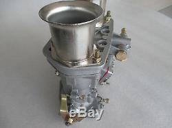 44idf Carburateur Avec Air Horn Carb Fit Pour Weber Volkswagen Beetle Carb