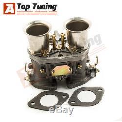 44idf Carburateur Pour Bug Volkswagen Beetle Vw Fiat Porsche Avec Air Horn 44 Idf