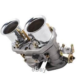 44idf Carburateur Pour Volkswagen Beetle Bug Vw Fiat Avec Air Horn 44 Idf Carb Nouveau