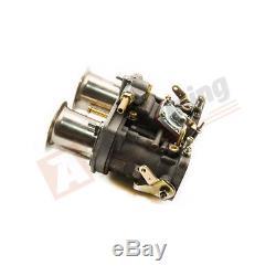 44idf Carburateur Pour Vw Fiat Porsche Bug Coccinelle Avec Air Klaxon