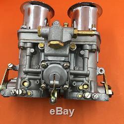 44idf Oem Carburateur + Klaxons De Remplacement Pour Solex Dellorto Weber Empi 44mm