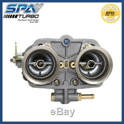 46 Carburant Carburateur Prolongé Vers Le Bas De La Cartouche De Carburant Idf, Style Wei, Décennie, 44 MM