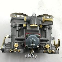 46mm 46idf Contretirage Carb Carburateur Prolongé Bol De Carburant Pour Weber Décennie Empi 44