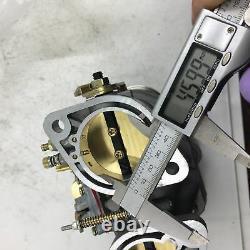 46mm 46idf Downdraft Carb Carburetor Bol De Carburant Étendu Pour Weber Décennie Empi 44