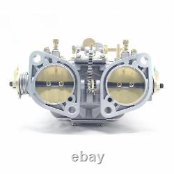 48 Carburetor Carb Idf Pour Solex Dellorto Weber Empi 48mm W Air Horns