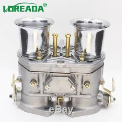 48 Idf Carburateur Carb Correspondent Pour Le Solex Dellorto Weber Rmpe 48mm W Air Cors