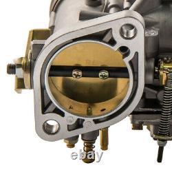 48idf 48 Idf Carburetor Carb Fit Vw / Bug / Beetle / Fiat / Porsche 48mm