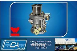 4 Barrel Adaptateur Holley Avec Twin 48 Idf Weber Carburateurs Kit