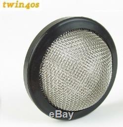 4 X Trompette Ram Tuyau Gauze Filtre Dellorto Dhla45 / 48 Drla45 / 48 Weber Dcoe45 Idf