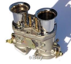 4x Velocity Stacks Trompette À Air Klaxon Weber 40/44 / 48idf 40dcoe Dellorto Solex