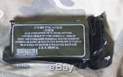50 Pansement De Compression Sous Vide Du Bandage 4 De Traumatisme De L'armée Israélienne