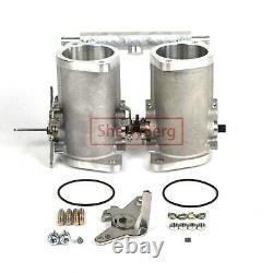 50idf Throttle Bodies 50mm Fdi Rep. Empi Weber Dellorto Solex Carb Carb Carburetor