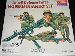 Académie De La Défense Israélienne Moderne D'infanterie De La Force Set 135