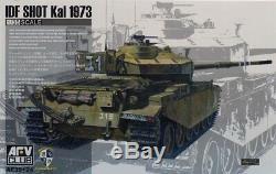 Afv Club 135 Idf Shot Kal 1973 Kit # Af35124u