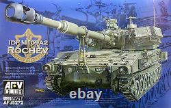 Afv Club 1/35 Af35272 Idf M109a2 Rochev Obusier Automoteur 155mm (mod. 1982)