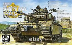 Afv Club 1/35 Af35277 Tsahal (israel Defence Force) Shot Kal Dalet Withbattering Ram