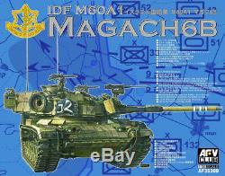Afv Club 1/35 Idf M60a1 Magach 6b # Af35309