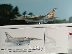 Ailes Herpa 1200 Force De Défense Israélienne 253 Squadron Néguev Lockheed F-16i Sufa