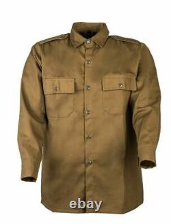 Armã©e Israã«l Tsahal Uniforme De Combat De Service Lourd T-shirt + Pantalons