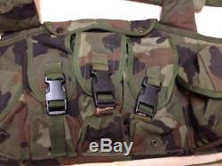 Armée De Terre Des Forces De Défense Irlandaises Idf Paddyflague Woodland Green Dpm Rangers