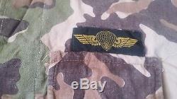 Armée Égyptienne Para Commandos 1973 Guerre De Yomkippour Idf Zahal Moyen Arabe