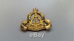 Armée Idf Guerre D'indépendance D'israël 1948 Insigne De La Brigade Médaille Militaria Uniforme Rare